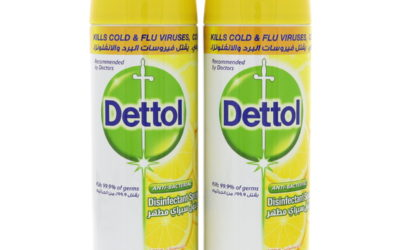 Ways to Clean Every Room in Your Home Using Dettol Spray