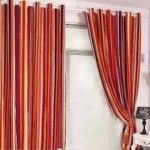 Electrostatic-flocking-curtain-cleaning