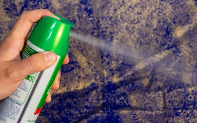 Using Dettol Disinfectant Spray to Clean Your Home Space