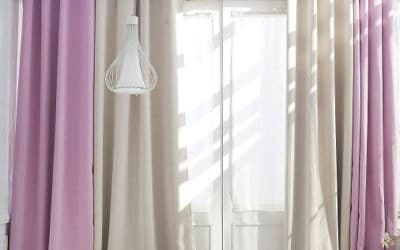 Easy Household Curtain Cleaning Steps
