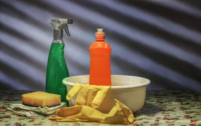 Tips For Using Disinfectant to Clean Your House and Things