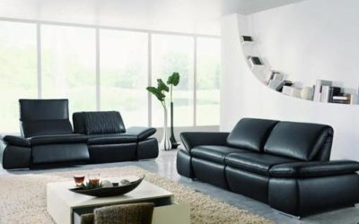How To Clean And Maintain The Leather Sofa?
