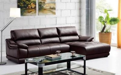 How Do You Clean a Dirty Leather Sofa?