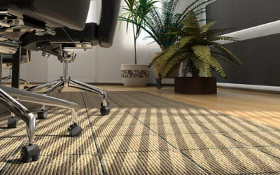 How To Clean The Office Carpet?